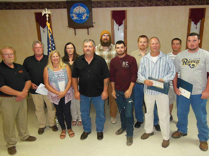 Local 218 | 2015 Apprentice Graduation
